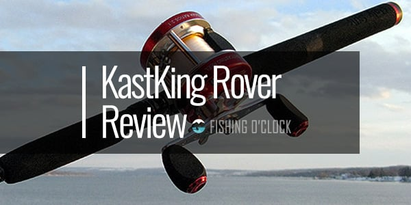 KastKing Rover Round Review - (Supreme Star Drag)