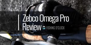Zebco-Omega-Pro-fishing-reel-review