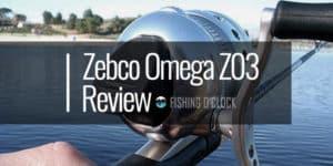 Zebco-Omega-Z03-fishing-reel-review