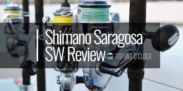 Shimano Saragosa SW Review - (X-Tough Drag System)