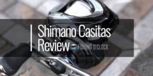 Shimano Casitas fishing reel review