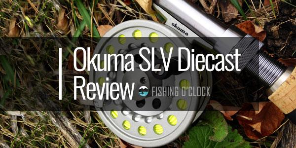 Okuma SLV Diecast Aluminum Fly Reel