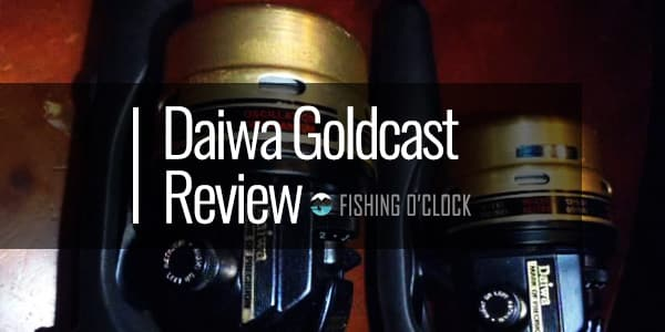 Daiwa Goldcast Fishing Reel Review
