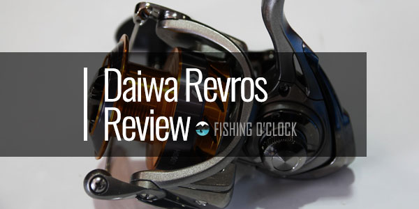 Daiwa Revros Reviews Featured Image