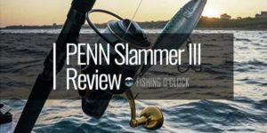 PENN Slammer III Review Featured Image