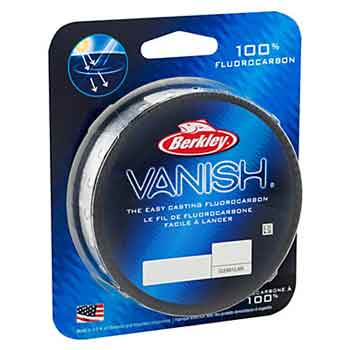 Berkley-Vanish-Fluorocarbon-Fishing-Line