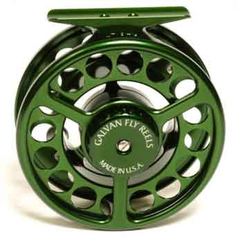 Galvan Fly Reels Rush Light Fly Reel
