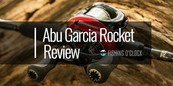 Abu Garcia Revo Rocket Review - Low Profile & Saltwater