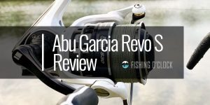 Abu Garcia Revo S spinning reel featured