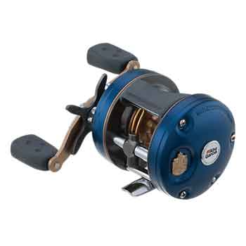 Abu-Garcia-C4-6601-Ambassadeur-Round-Baitcast-Fishing-Reel