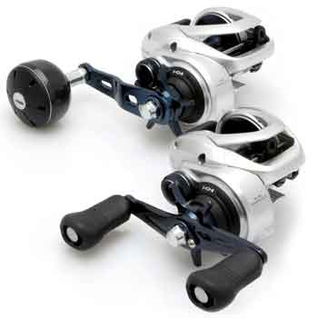 SHIMANO-TRANX-Low-Profile-Baitcasting-Fishing-Reel
