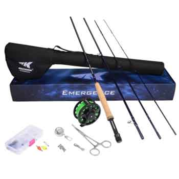 KastKing-Emergence-Fly-Fishing-Combo