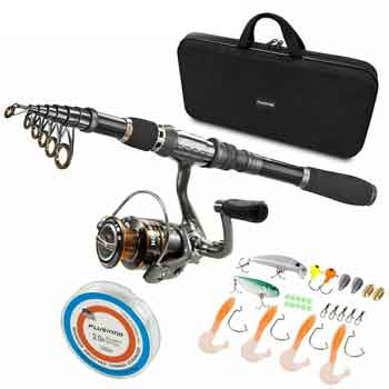 PLUSINNO-Fishing-Rod-and-Reel-Combo