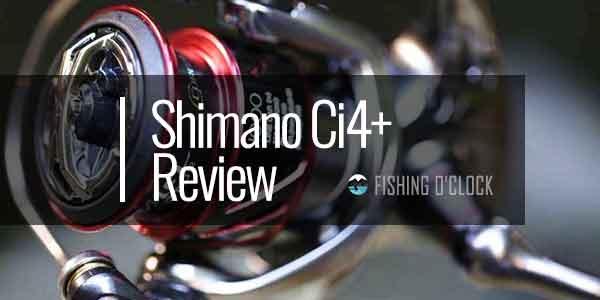 Shimano Stradic Ci4+ Review - SPINNING / HAGANE Gear