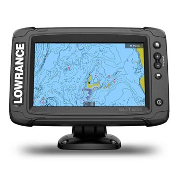 Elite-7 Ti2-7-inch Fish Finder