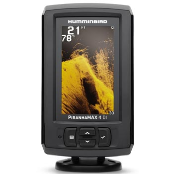 Humminbird 410160-1 PIRANHAMAX 4.3 DI Fish Finder