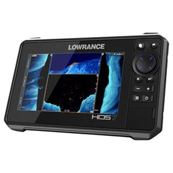 Lowrance HDS-7 Live Fish Finder