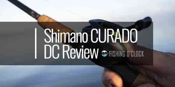 Shimano CURADO DC Review featured