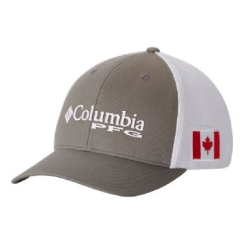 Columbia Mens PFG Mesh Ball Cap 1