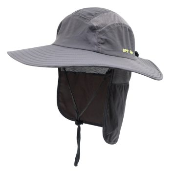 Home Prefer Mens UPF 50+ Sun Protection Cap (1)