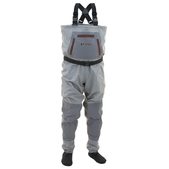 Frogg Toggs Hellbender Breathable Stockingfoot Fishing Chest Wader